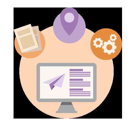 Logiciel de gestion des stages étudiants: base de données des entreprises
