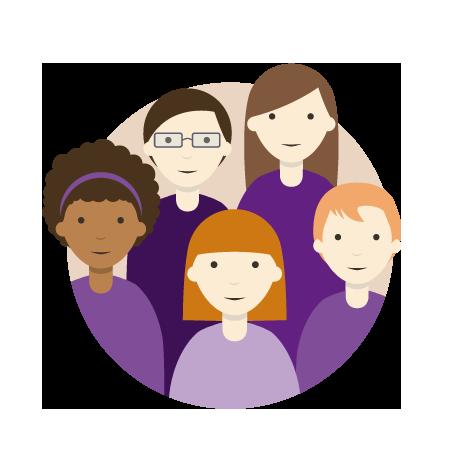 Suivi des étudiants: répartition par groupes