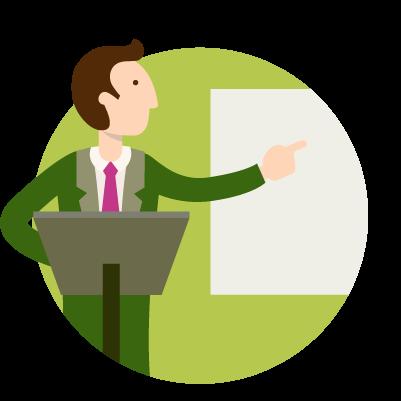 Gérez vos intervenants grâce à notre logiciel pour centre de formation