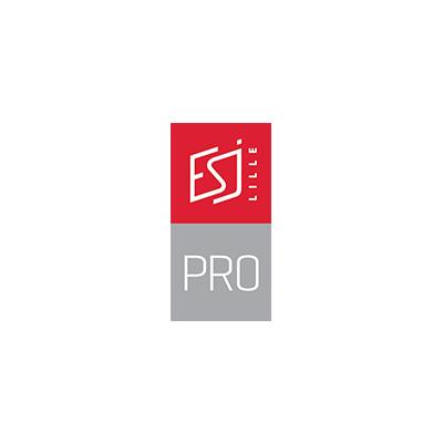 Le logiciel de gestion de l'organisme de formation de l'ESJ Lille Pro