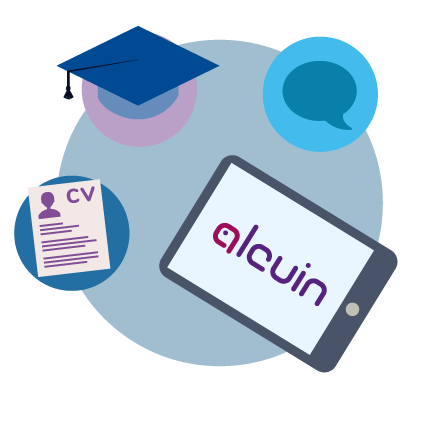 alcuin: la complémentarité de nos logiciels