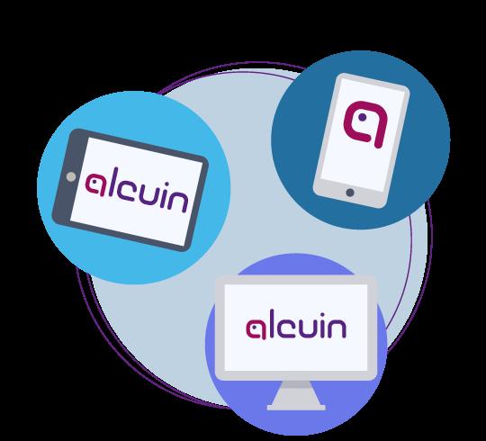 alcuin: interconnexion simplifiée de nos logiciels avec votre système d'information