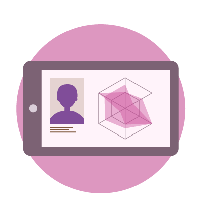 Cartographiez les emplois et évaluez les compétences des collaborateurs dans le module GEC de notre logiciel SIRH