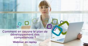 Webinaire Replay Plan de Developpement de Compétences