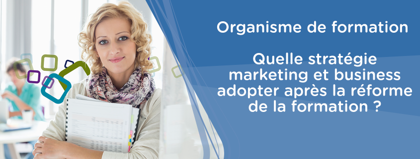 webinar marketing de l'offre des organismes de formation